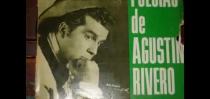"""La poesía del poeta ecijano Agustín Rivero Torres, """"como Dios manda"""", en youtube."""