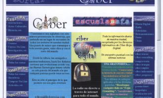 Ciberecija news, un paso más después de una década.