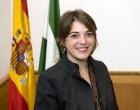 """La consejera de Fomento y Vivienda, Elena Cortés, ha pedido """"prudencia"""" sobre el pronunciamiento de la Comisión Europea en un acto celebrado en Écija."""