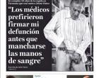 El torero de Écija, Jaime Ostos, le quita el protagonismo a Bárcenas en la Prensa, por un día.