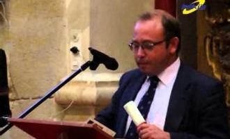 """Video I certamen de Poesía """"José María García Carrillo"""" al Cristo de la Sangre"""