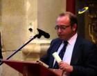 """ACTO: I Certamen de poesía """"José María García Carrillo"""" al Cristo de la Sangre"""