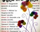 Actividades para el mes de agosto del Ateneo Ecijano