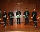 Quinteto de Clarinetes Clarándaluz en el Palacio de Peñaflor