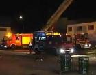 Un incendio en la Panificadora del Stmo. Cristo de la Salud se salda con importantes daños materiales