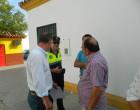 Se intensifica el servicio de guardia de la Policía Local en las barriadas de Écija