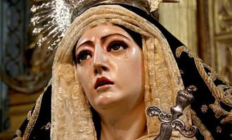 Este fin de semana, nuevos actos conmemorativos de la Entronización de Nuestra Señora de los Dolores