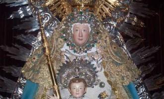 Un año más, Nuestra Patrona la Virgen del Valle paseó por las calles de Écija.