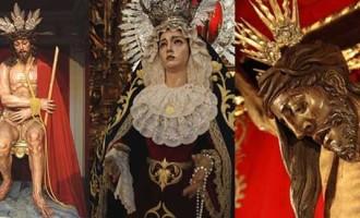 La Hermandad del San Gil celebra solemne triduo a la Virgen de los Dolores