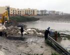 La Confederación Hidrográfica del Guadalquivir sitúa a Écija en uno de los puntos de riesgo grave de inundación.