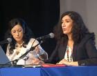 La Diputada en el Congreso Silvia Heredia, de Écija, fue la encargada de abrir la segunda sesión de las Jornadas de la Unión Europea en Marchena.