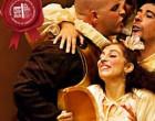 La obra de teatro 'El rey perico y la dama tuerta' en Écija