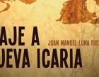 """Presentación en Écija del libro """"Viaje a Nueva Icaria"""" del Autor Juan Manuel Luna Fuentes."""