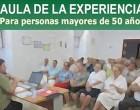 Clausura en Écija del Curso Académico 2013/2014 del Aula de la Experiencia