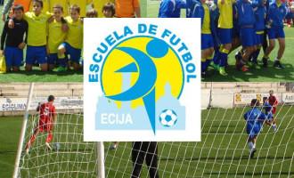 Se inicia el periodo de inscripciones para el nuevo Curso 2015-2016 de la Escuela de Fútbol de Écija