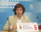 AUDIO RUEDA DE PRENSA: Fernando Martínez, del PSOE de Écija, realiza una valoración del último Pleno