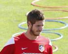 El jugador de Écija, Rubén Pérez, cedido al Elche por el Atlético de Madrid, jugará contra el Atlético el sábado