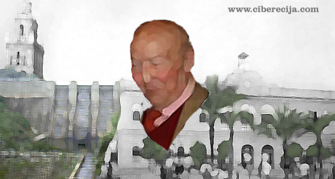 Día de luto oficial por el fallecimiento del que fue Alcalde de Écija Don Joaquín de Soto Ceballos Zúñiga