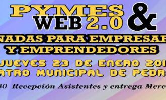 Pedrera acogerá el próximo 23 de enero el encuentro Pymes& Web 2.0.