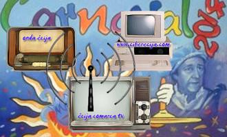 Máxima difusión para el Carnaval de Écija en Directo, a través de radio, televisión e internet