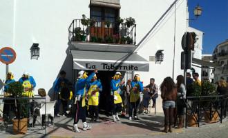 Las chirigotas de Écija protagonistas del Carnaval en el fin de Semana