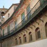 La Comisión Provincial de Patrimonio ha aprobado la intervención urgente en el Palacio de los Marqueses de Peñaflor de Écija