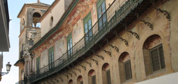 Fomento destina 750.000 € para la restauración del Palacio de Peñaflor de Écija