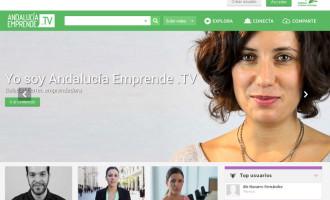 CADE Écija informa del primer canal online de emprendimiento con Andalucía Emprende.TV