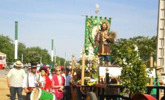 Romería en Honor de San Isidro Labrador en El Villar