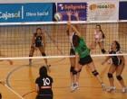 Jornada de clausura de los encuentros provinciales de voleibol en Fuentes de Andalucía