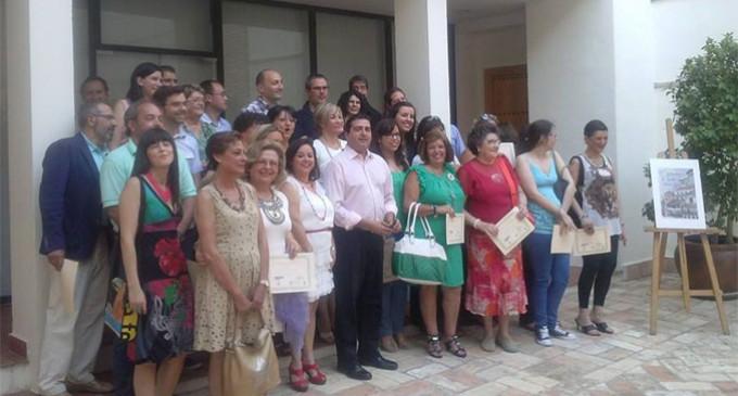 El primer Curso de Narrativa del área de cultura del Ayuntamiento de Écija se clausura con gran éxito