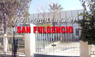 Acto de graduación del Instituto San Fulgencio de Écija