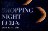 VIDEO de los Comercios participantes de la I Shopping Night de Écija