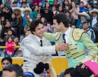 Gran triunfo del diestro de Écija, Miguel Ángel Delgado en la Feria Taurina de Cutervo en Perú