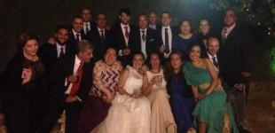 Silvia y Eloy contrajeron matrimonio. Su agradecimiento de corazón: ¡Todo ha sido perfecto!