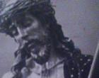 El bordador Jesús Rosado de Écija recupera la clámide del Cristo de la Hermandad del Valle de Sevilla