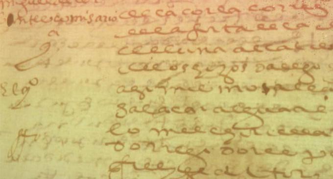 Documentos del Archivo de Écija formarán parte de la publicación que incluyen cuatro ineditos sobre Cervantes