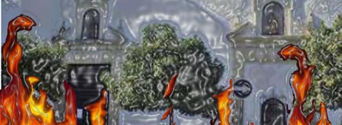 EL INCENDIO y POSTERIOR INUNDACIÓN, QUE SUFRIO EL CONVENTO DE SANTA INES DEL VALLE DE ECIJA, EN EL SIGLO XVII por Ramón Freire Gálvez