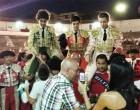 Últimas actuaciones de la Escuela Taurina de Écija: Entrega de muletas y resultados de alumnos