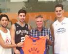Tres nuevos fichajes de lujo para el Écija Basket Club