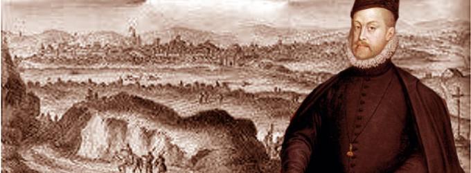 PROCLAMACIÓN EN ECIJA DEL REY FELIPE III, EL DIA 18 DE OCTUBRE DE 1598 por Ramó Freire Gálvez