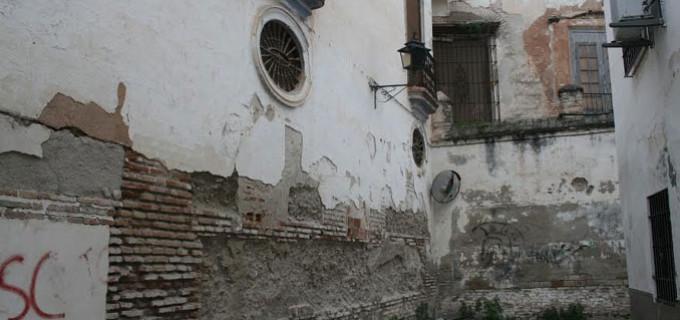 El Ayuntamiento de Écija solicita al ministerio de fomento el 1,5%  cultural para las obras de rehabilitación del Palacio de Peñaflor