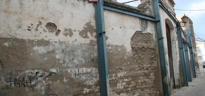 El Ayuntamiento de Écija cofinanciará el 25%  del Proyecto Básico de Restauración del Palacio de Peñaflor presupuestado en 1.000.000 euros.