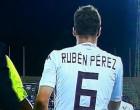 El jugador de Écija, Rubén Pérez, ha debutado en la liga italiana, en el Torino