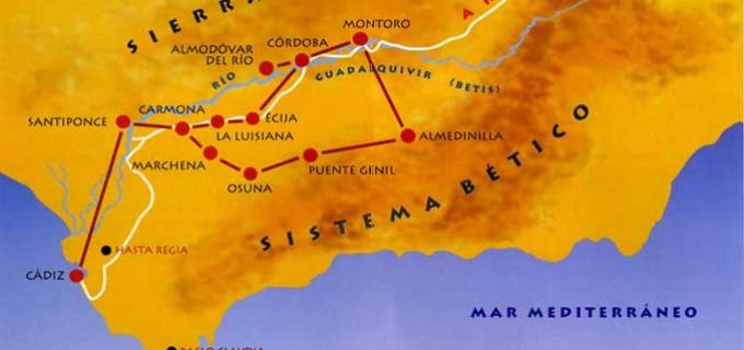 Se solicita a la Junta la promoción de La Ruta Bética Romana, en la que se encuentra inserta Écija