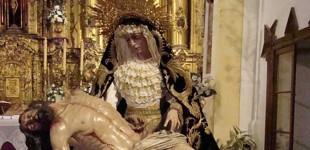 Triduo en Honor de María Stma. de las Angustias de la Hermandad de la Soledad de Écija