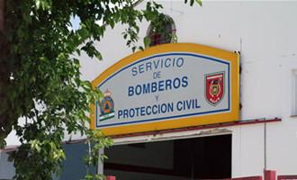 El Sindicato Profesional de Bomberos muestra su malestar por los medios insuficientes en Écija para afrontar los incendios