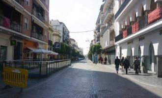 Se cortará la Avenida Miguel de Cervantes para las Obras de rehabilitación de pavimento