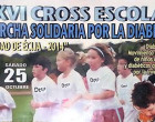 """XXVI Cross Escolar marcha solidaria por la diabetes """"Ciudad de Écija"""""""