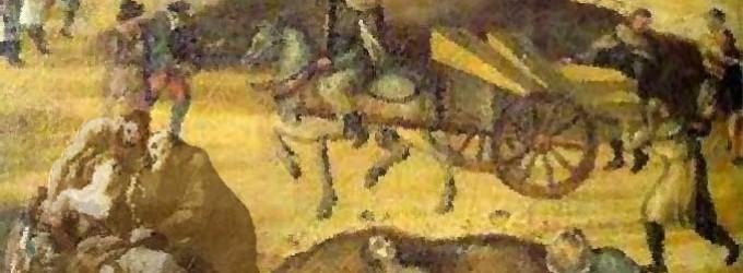 EN LAS EPIDEMIAS DE PESTE, SIGLOS XVI AL XIX, LOS ECIJANOS IMPLORARON EL AUXILIO DE LA VIRGEN Y DE LOS SANTOS por Ramón Freire Gálvez